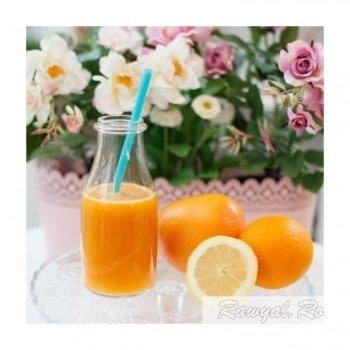 fresh citrice raw vegan