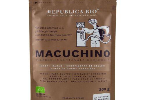 macuchino pulbere functionala ecologica republica bio 200 g