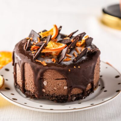 BABY CAKE DOUBLE CHOCOLATE scaled