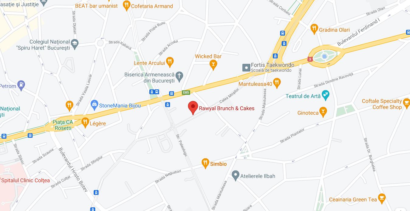rawyal map
